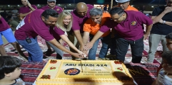 AD4x4 2016-2017 season opening party at Al Khatim desert camp