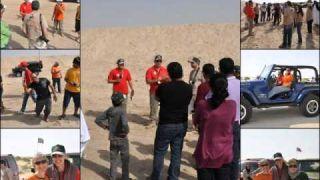 Abu Dhabi WM Jeep Jamboree by AD4x4 club