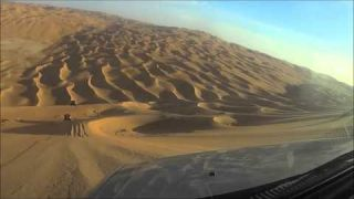 Liwa Slopes and Sceneries - March 2016