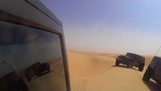 Jeep Jamboree Abu Dhabi 13th Edition - Western Motors, Eastern Motors
