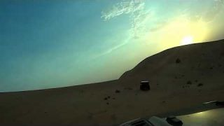 Intermediate Drive - Bu Tais sand dunes Friday 26th June 20