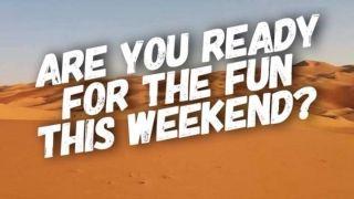 Friday 05/10/2018 trips  Video Edit: Al... - Abu Dhabi 4x4 Media