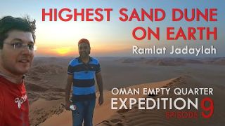 Empty Quarter Expedition Oman - February 2020 - Episode 9 #emptyquarter #jadaylah