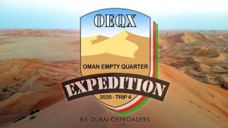 Empty Quarter Expedition Oman V.4 February 2020 - Intro
