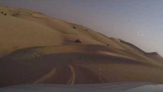 fj dunes bashing