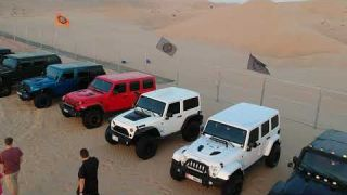 2nd Video of Jeep Event - 1st Feb 2019 (different angle close shot)